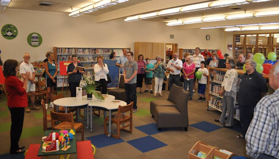 Childrenu0027s Library Renovation