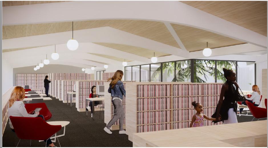 facilities improvements: planning better buildings | Josephine